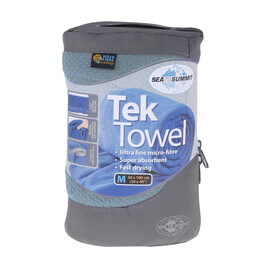 Sea to Summit Tek - Serviette de bain - M vert